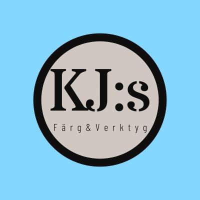 Logo KJ:s Färg & Verktyg