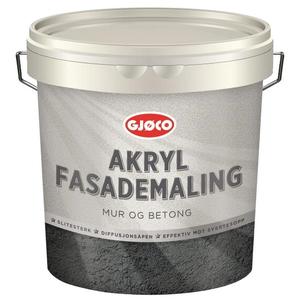 Akryl Fasad Mur & Betong