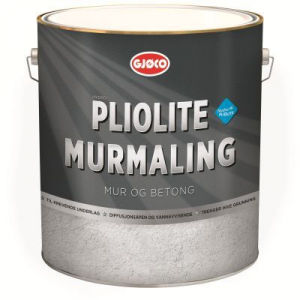 Pliolite Murfärg