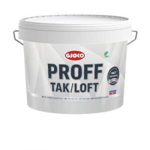 Gjøco Proff TAK/LOFT