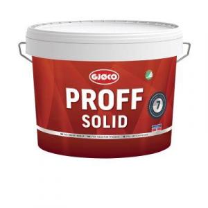 Gjøco Proff Solid