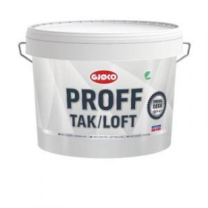 Gjøco Proff TAK/LOFT PRIMADEKK