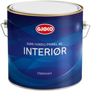 Interiør 40 / Lackfärg
