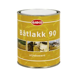 Båtlakk / Båtlack