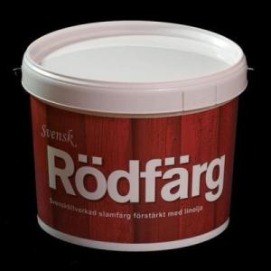 Svensk Rödfärg Standard