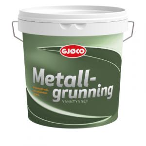 Gjøco Metallgrunning
