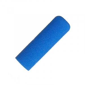 Elementroller stick 100mm skum blå